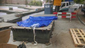 Flootzer pontoon float