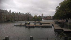 Hofvijver The Hague