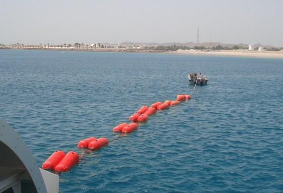Flootzer on sea